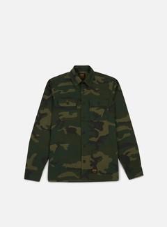 Carhartt - Mission LS Shirt, Camo Combat Green 1