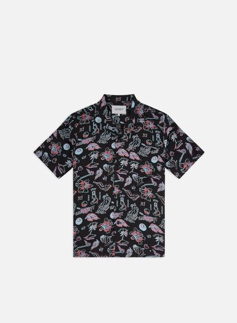 Sale Outlet Short Sleeve Shirts Carhartt Paradise SS Shirt