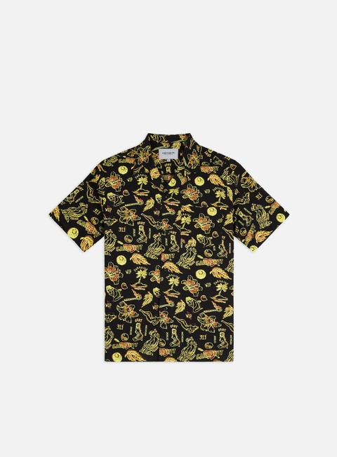 Short Sleeve Shirts Carhartt Paradise SS Shirt