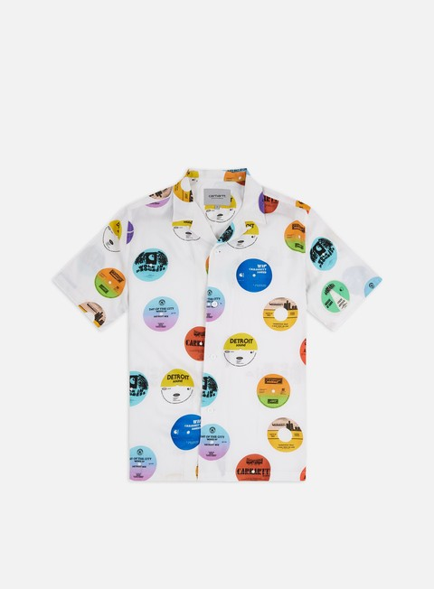 Sale Outlet Short Sleeve Shirts Carhartt Record SS Shirt