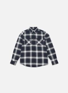 Carhartt - Rigg LS Shirt, Navy 1