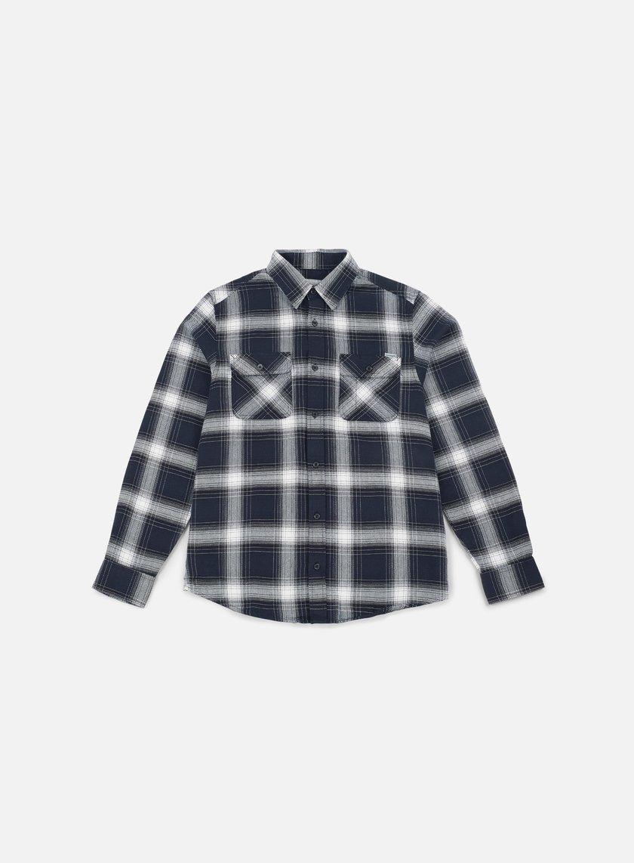 Carhartt - Rigg LS Shirt, Navy