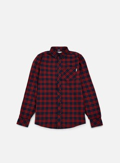 Carhartt - Shawn LS Shirt, Grape Shawn Check 1