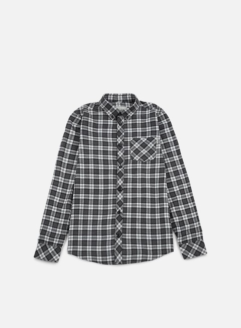 camicie carhartt shawn ls shirt snow shawn check