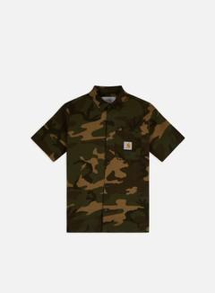 Carhartt - Southfield SS Shirt, Camo Laurel