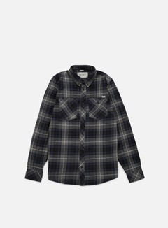 Carhartt - Tatum LS Shirt, Tatum Check Blue 1