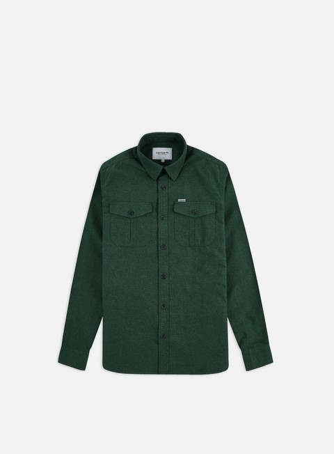 Sale Outlet Long Sleeve Shirts Carhartt Vendor LS Shirt