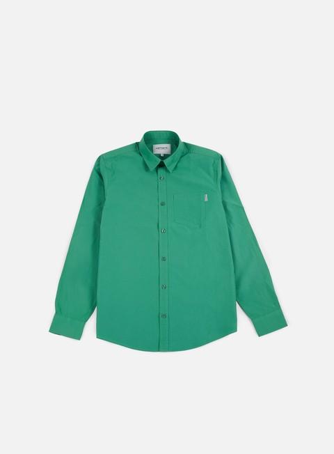 camicie carhartt wesley shirt mojito