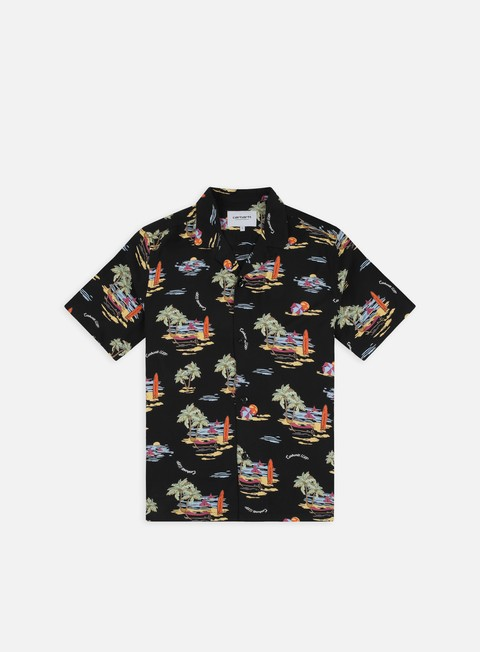 Camicie a Manica Corta Carhartt WIP Beach SS Shirt