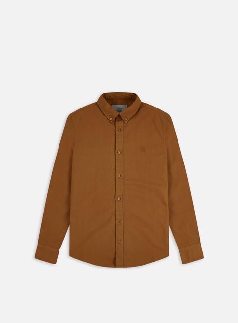 Camicie a Manica Lunga Carhartt WIP Bolton LS Shirt