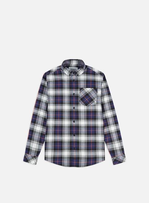 Outlet e Saldi Camicie a Manica Lunga Carhartt WIP Bostwick LS Shirt