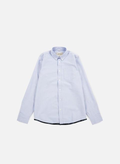 Outlet e Saldi Camicie a Manica Lunga Carhartt WIP Buster LS Shirt