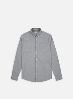 Carhartt WIP - Button Down Pocket LS Shirt, Black