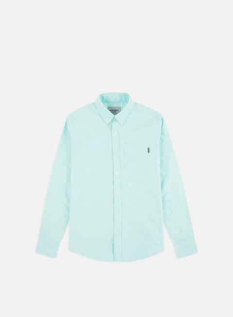 Camicie a Manica Lunga Carhartt WIP Button Down Pocket LS Shirt