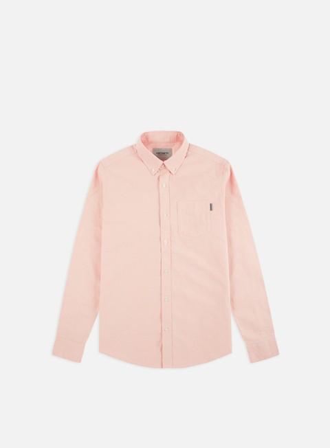 Long Sleeve Shirts Carhartt WIP Button Down Pocket LS Shirt