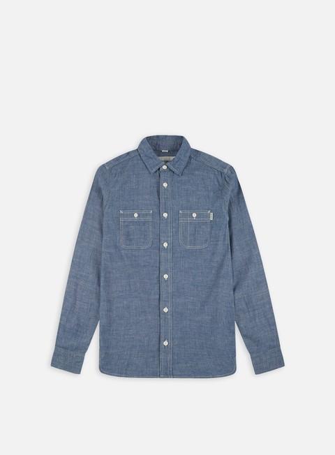 Outlet e Saldi Camicie a Manica Lunga Carhartt WIP Clink LS Shirt