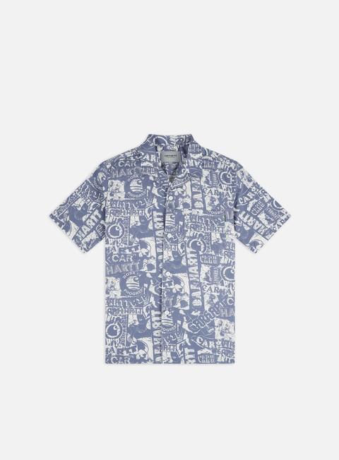 Camicie a Manica Corta Carhartt WIP Collage SS Shirt