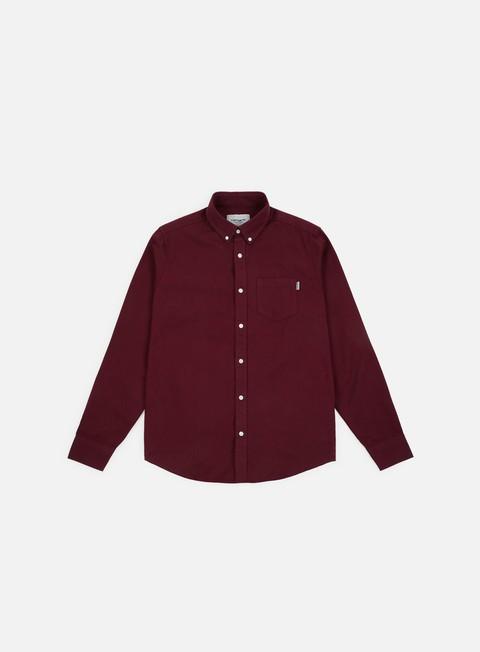 Camicie a Manica Lunga Carhartt WIP Dalton LS Shirt