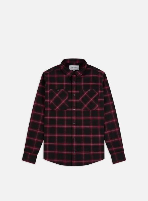 Camicie a Manica Lunga Carhartt WIP Darren LS Shirt