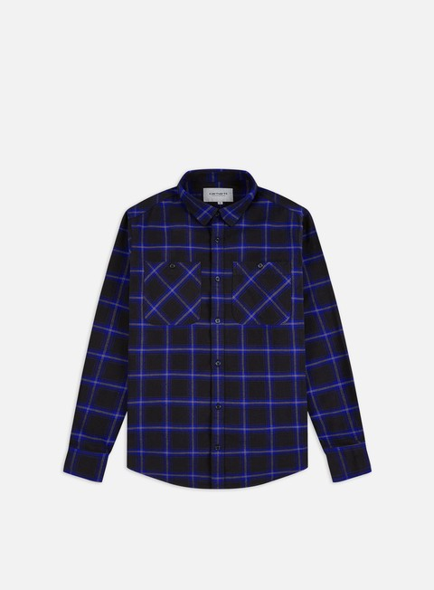 Sale Outlet Long Sleeve Shirts Carhartt WIP Darren LS Shirt