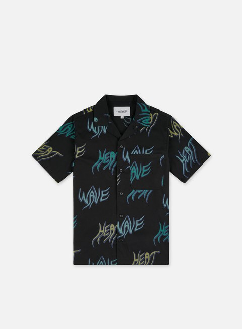 Short Sleeve Shirts Carhartt WIP Heat Wave SS Shirt