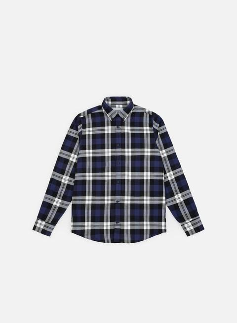 Outlet e Saldi Camicie a Manica Lunga Carhartt WIP Lessing LS Shirt