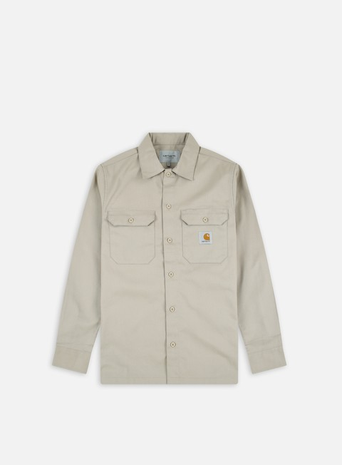 Camicie a Manica Lunga Carhartt WIP Master LS Shirt