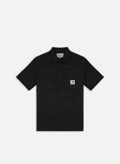 Short Sleeve Shirts Carhartt WIP Master SS Shirt