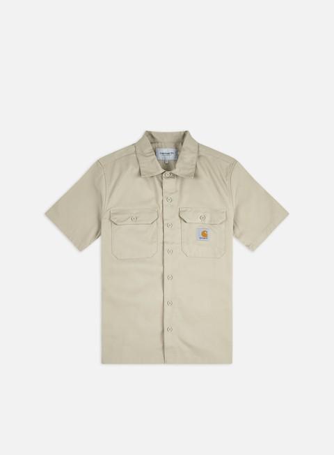Camicie a Manica Corta Carhartt WIP Master SS Shirt
