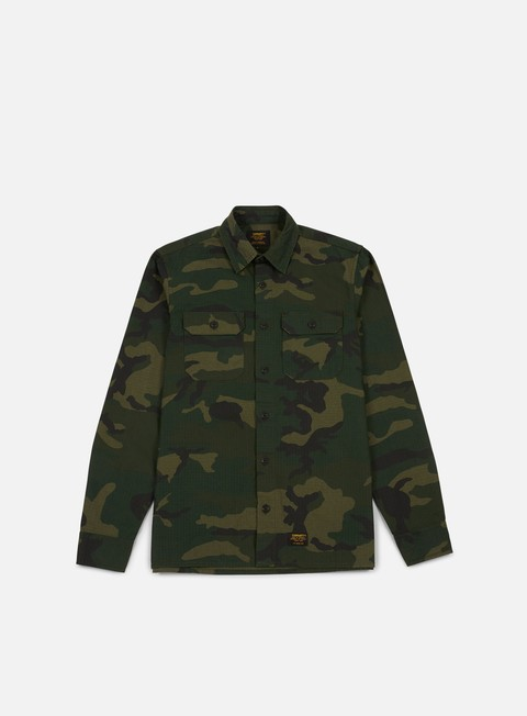 Camicie a Manica Lunga Carhartt WIP Mission LS Shirt