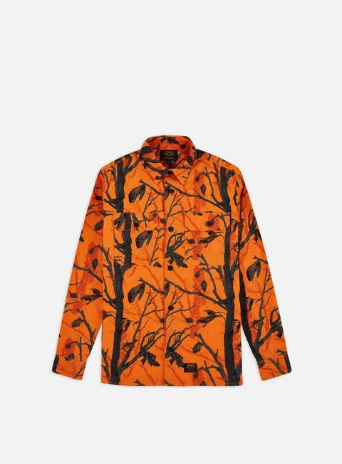 Long Sleeve Shirts Carhartt WIP Mission LS Shirt