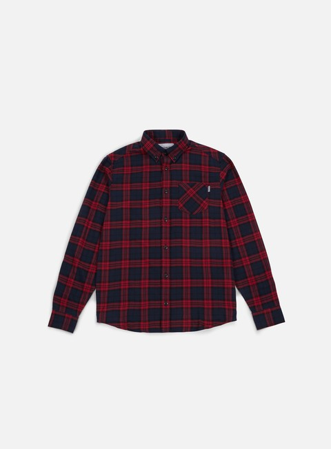 Sale Outlet Long Sleeve Shirts Carhartt WIP Norton LS Shirt