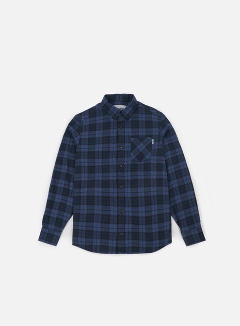 Camicie a Manica Lunga Carhartt WIP Norton LS Shirt