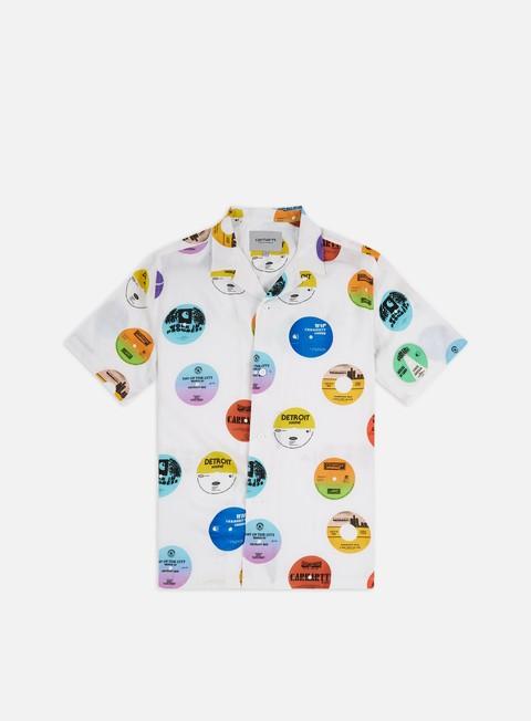 Camicie a Manica Corta Carhartt WIP Record SS Shirt