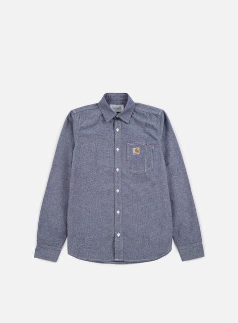 Long Sleeve Shirts Carhartt WIP State LS Shirt