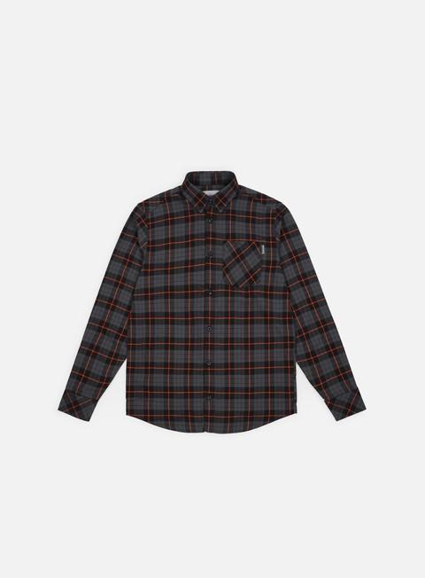 Outlet e Saldi Camicie a Manica Lunga Carhartt WIP Swain LS Shirt