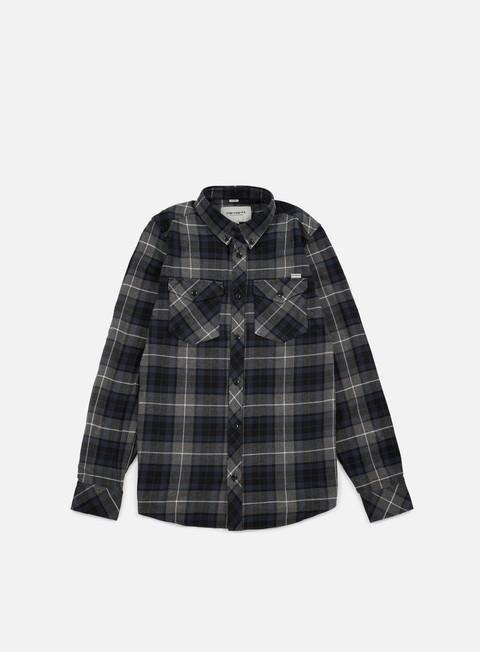 Camicie a Manica Lunga Carhartt WIP Tatum LS Shirt