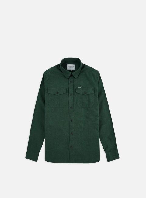 Outlet e Saldi Camicie a Manica Lunga Carhartt WIP Vendor LS Shirt