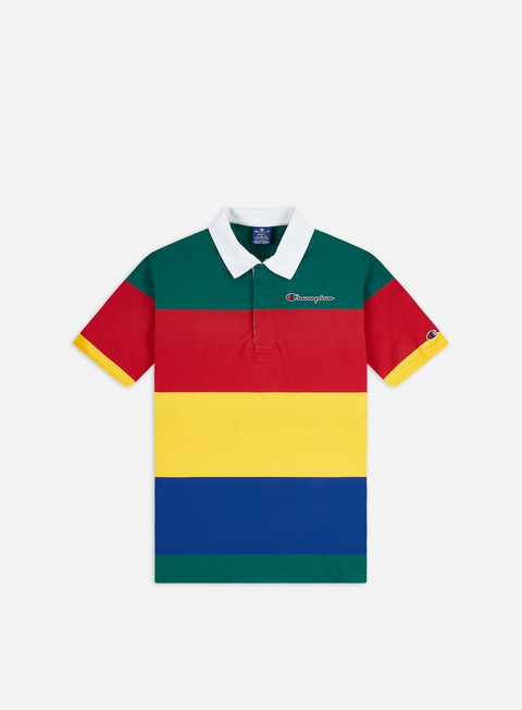 Polo Champion Team Stripes Polo