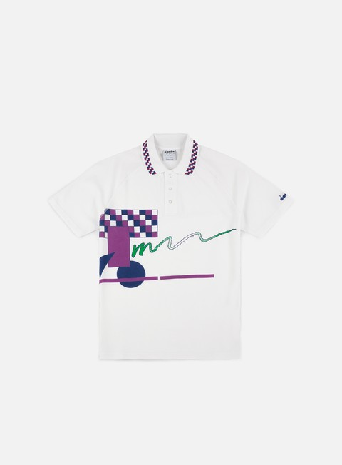 camicie diadora jc90s polo jim courier 90