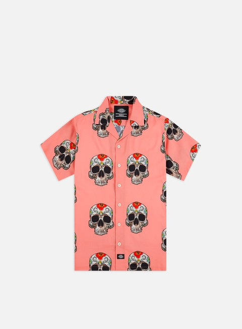 Short Sleeve Shirts Dickies Blossvale SS Shirt