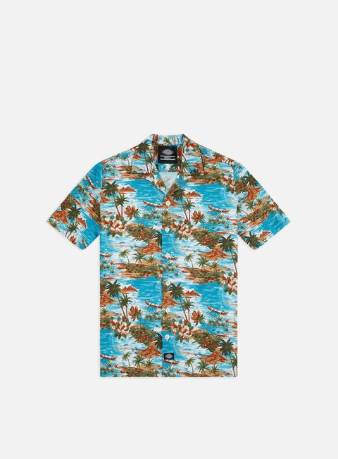 Outlet e Saldi Camicie a Manica Corta Dickies Blossvale SS Shirt