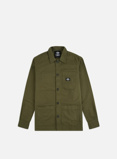 Sale Outlet Long Sleeve Shirts Dickies Caprock Shirt