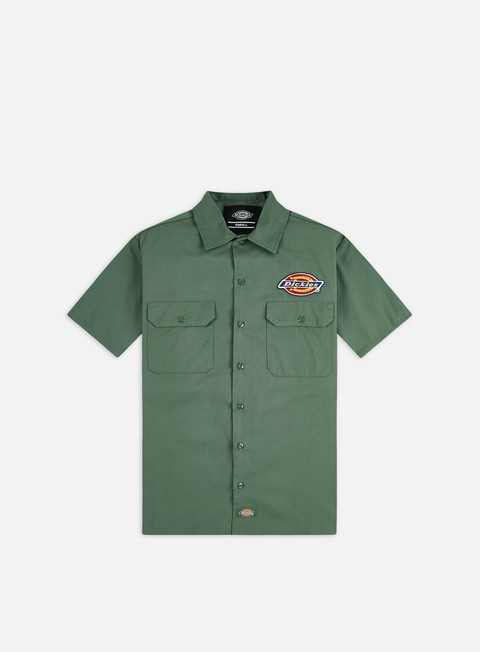 Sale Outlet Short Sleeve Shirts Dickies Clintondale SS Shirt