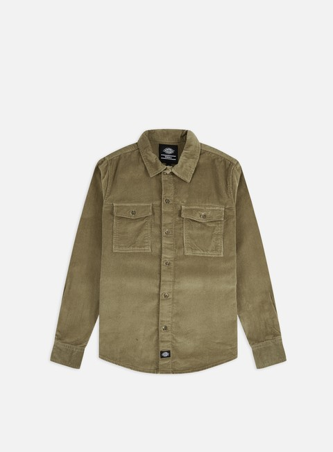 Dickies Fort Polk LS Shirt