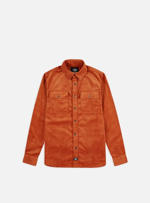 Long Sleeve Shirts Dickies Ivel Shirt