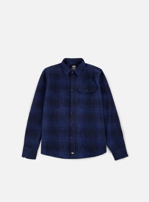 Camicie a Manica Lunga Dickies Ivyland LS Shirt