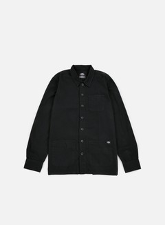 Dickies - Kempton LS Shirt, Black 1