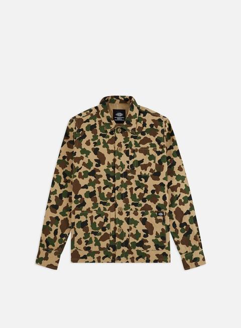 Camicie a Manica Lunga Dickies Kempton LS Shirt
