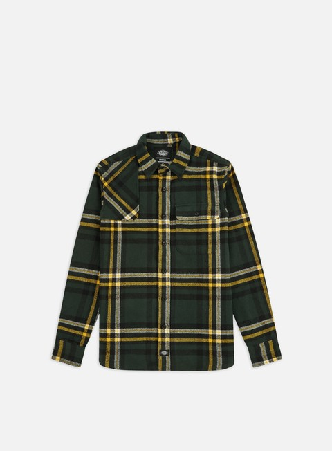 Camicie a Manica Lunga Dickies Prestonburg LS Shirt